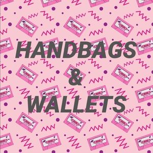 HANDBAGS & WALLETS THAT'S AVAILABLE IN MY CLOSET